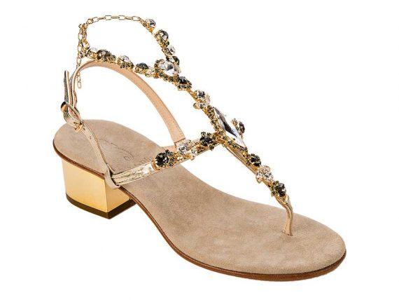 Sandalo gioiello Cavigliera-0