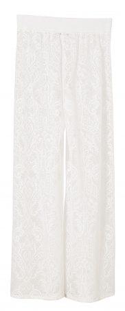 Pantalone Pizzo Bianco-7109