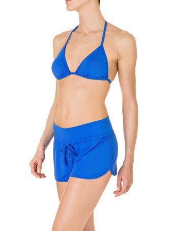 BG17 Short jogging Bluette