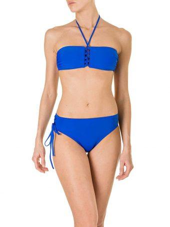 MK08 Bikini Corsetto Bluette F