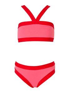 Bikini Beatrice Peluche-Rosso Frutto-0