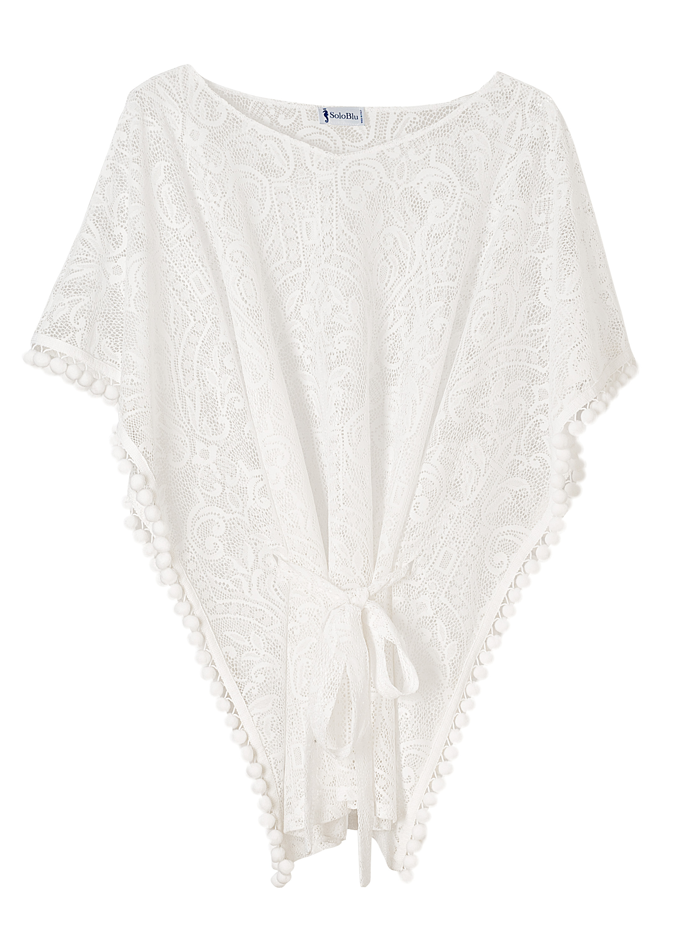 Casacca Pizzo Bianco-7106