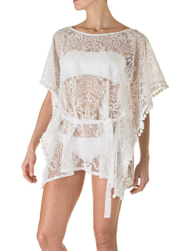 Casacca Pizzo Bianco-0