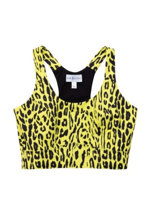 Top-Crop Animalier